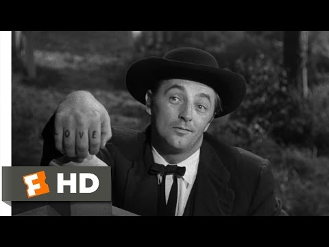 The Night of the Hunter 911 Movie CLIP  He Aint My Dad 1955 HD