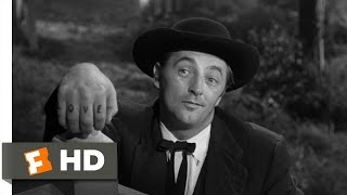 The Night of the Hunter (9/11) Movie CLIP - He Ain't My Dad (1955) HD