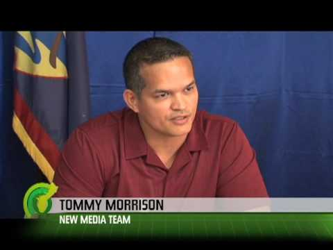 Guam 2010 Election Watch: Cruz Espaldon Use Technology To Advance Their Campaign