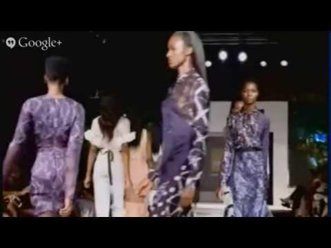 Guaranty Trust Bank Lagos Fashion Design Week 2013