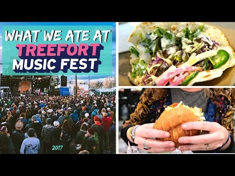 WHAT I ATE at Treefort Music Fest 2017 | VEGAN