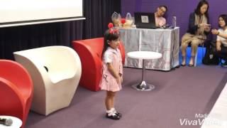 น้องอินเตอร์🙋 เล่านิทานให้ผู้บริหารการศึกษาและคุณครู โครงการพัฒนาเด็กประถมวัยไทยสู่มาตรฐานอาเซียน