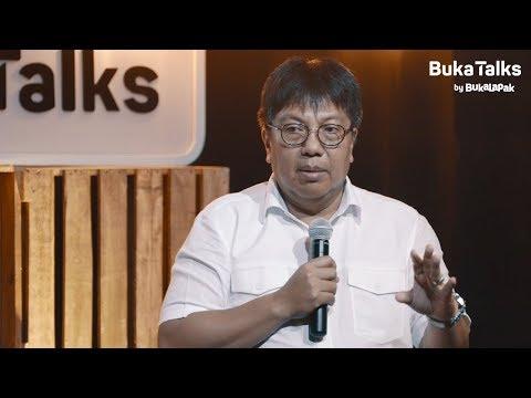 Gede Widiade (Dirut Persija) - Industri & Profesionalisme Klub Sepak Bola Indonesia | BukaTalks