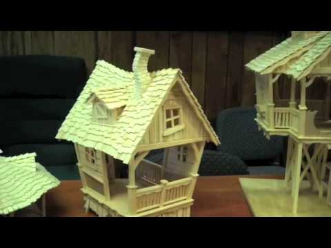 Treehouse models youtube for How to build a treehouse with sticks