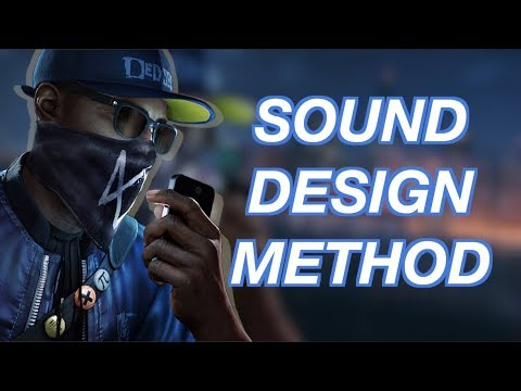 How To Make Sounds For Video Games || Waveform