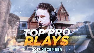 Top-5 PRO PLAYS #2 | CS:GO