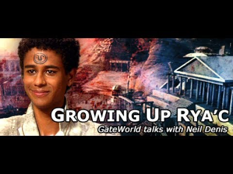 Growing Up Rya'c  with Neil Denis