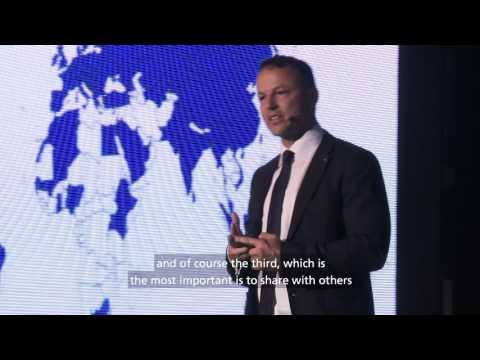 Reportaža iz NLB Poslovnega foruma 2017