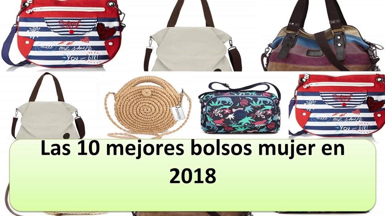 9fd914e7c Las 10 mejores bolsos mujer en 2018 - YouTube