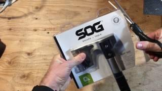 New 2017 - SOG Camp Axe