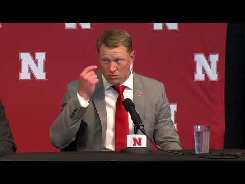 Scott Frost press conference