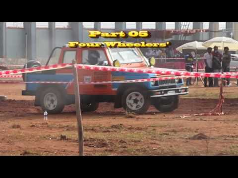 Four Wheeler Autocross Bangalore 2014 | Team 46 | Full Autocross Video