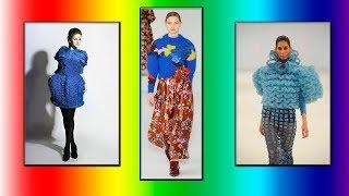 Модели вязания.50 оттенков синего.