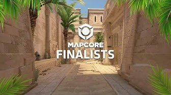 Mapcore Map Making Competition 2020 - Finalists Announcement