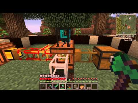 Let's Play Minecraft: Feed The Beast - Episode 17