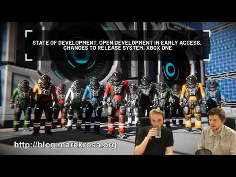 Space Engineers: State of Development Q&A Stream