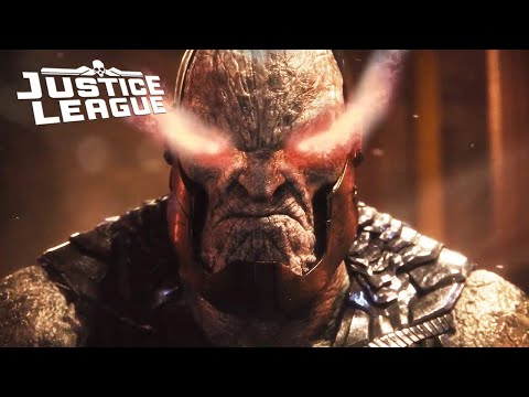Justice League Darkseid New Gods Movie Reaction - Superman Wonder Woman Theory