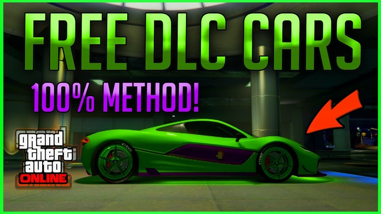 WTF! GTA 5 ONLINE: HOW TO GET ANY IMPORT/EXPORT DLC CAR FOR FREE! (PS4, Xbox One, PS3, Xbox 360, PC)