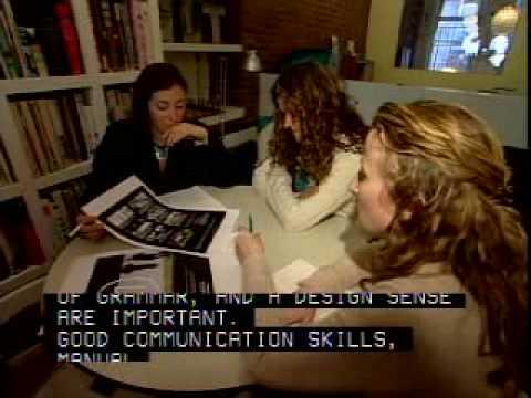 A career in desktop publishing