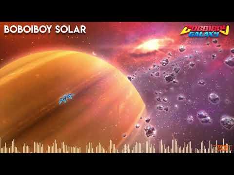 Boboiboy Solar Theme OST