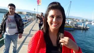 My husband came with me to Switzerland Geneva- Mamta Sachdeva Cabin Crew Part 1