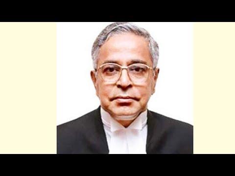 শপথ নিতে বঙ্গভবনে বিচারপতি মাহমুদ হোসেন | Justice Mahmud Hossain at Bangabhaban to take oath