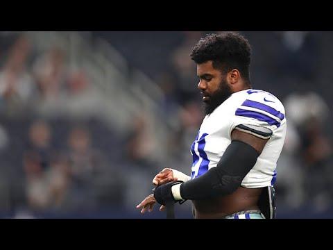 Cowboys Fans React After Elliott's Suspension Reinstated