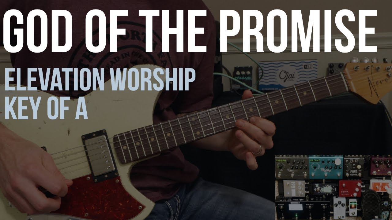 God of the Promise | Lead Guitar | Key of A