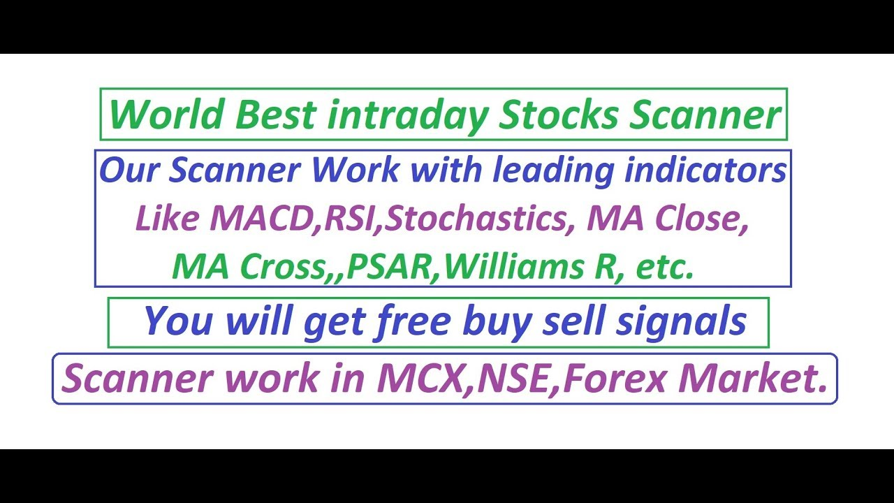 Free BNS Stocks Scanner – Bank Nifty Studio