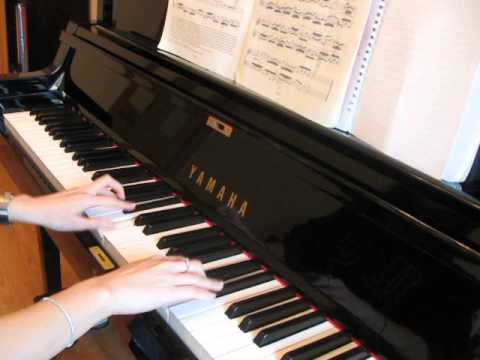 ABRSM Piano 2013 2014 Grade 6 A1 Bach Invention in B flat, BWV 785