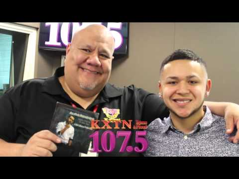 Mario Macias on the KXTN Wake Up Show with Bigg Boyee