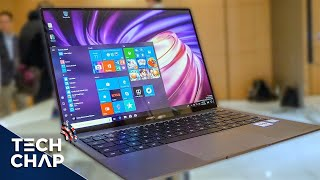 Huawei MateBook X Pro (2019) Hands On Review -  A Big Upgrade? | The Tech Chap