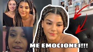 LIGANDO PARA AS MINHAS SEGUIDORAS 🥺 EMOCIONANTE!! CHOREI???