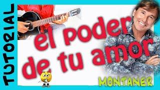Como Tocar EL PODER DE TU AMOR en Guitarra