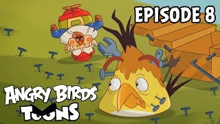 Angry Birds Toons | Fix it! - S3 Ep8