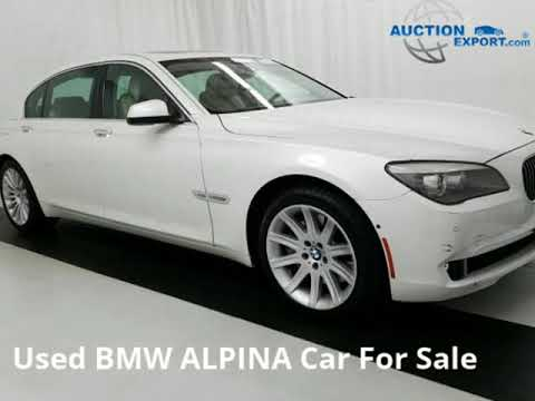 Used BMW Alpina For Sale In USA Worldwide Shipping YouTube - Bmw alpina usa