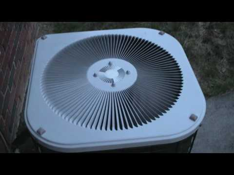 The Tempstar Air Conditioning Unit