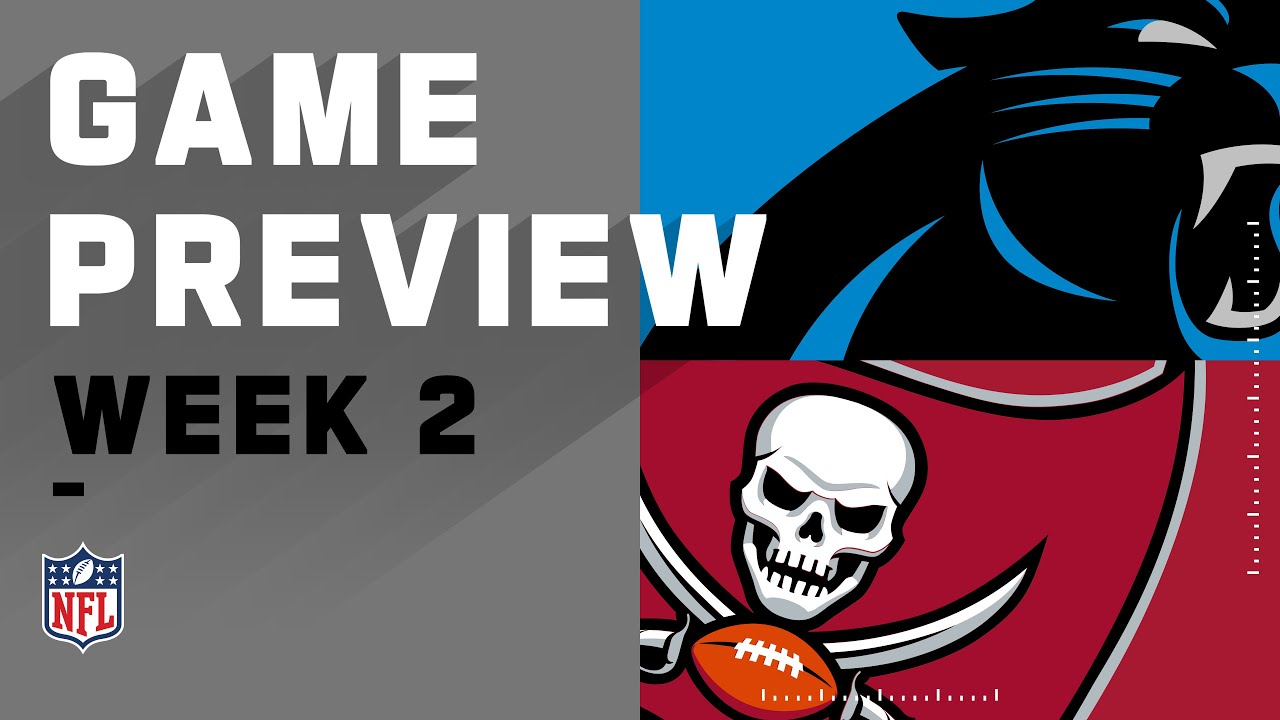 Panthers vs. Buccaneers: How to watch 2020 Week 2 matchup