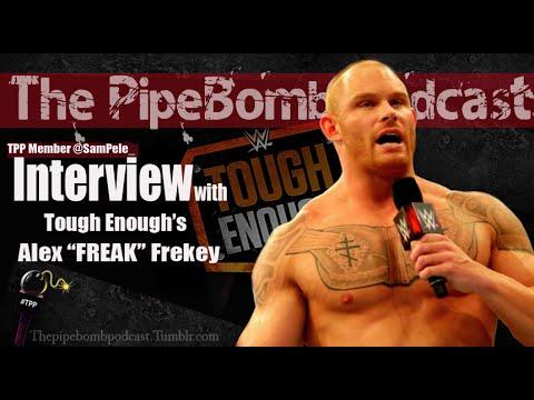 WWE Tough Enough Alex Frekey