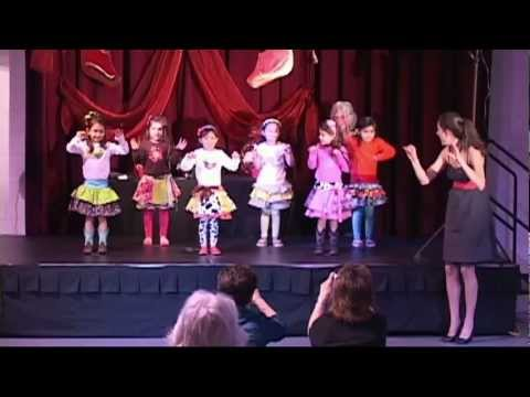 Seeds Little Black Dress Affair - Chicken Dance and Itsy Bitsy Spider