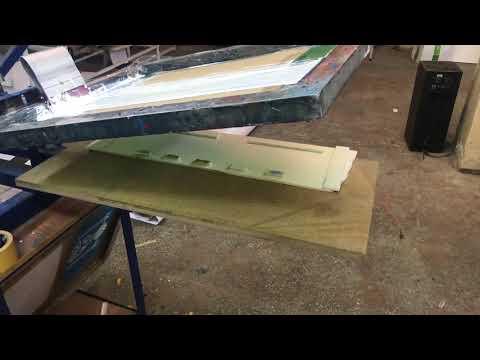 Изготовление автомобильных рамок