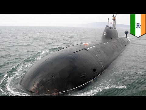 Nuclear submarine: $2.9 billion Indian sub gets trashed after idiot leaves hatch open - TomoNews