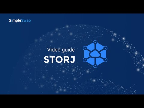 How To Buy Storj On SimpleSwap | Exchange Bitcoin Cash To Storj