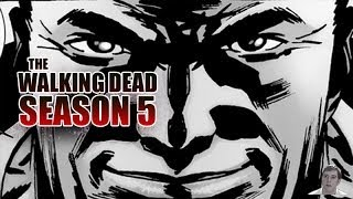 The Walking Dead Season 5 - Top 5 Most Anticipated Characters!