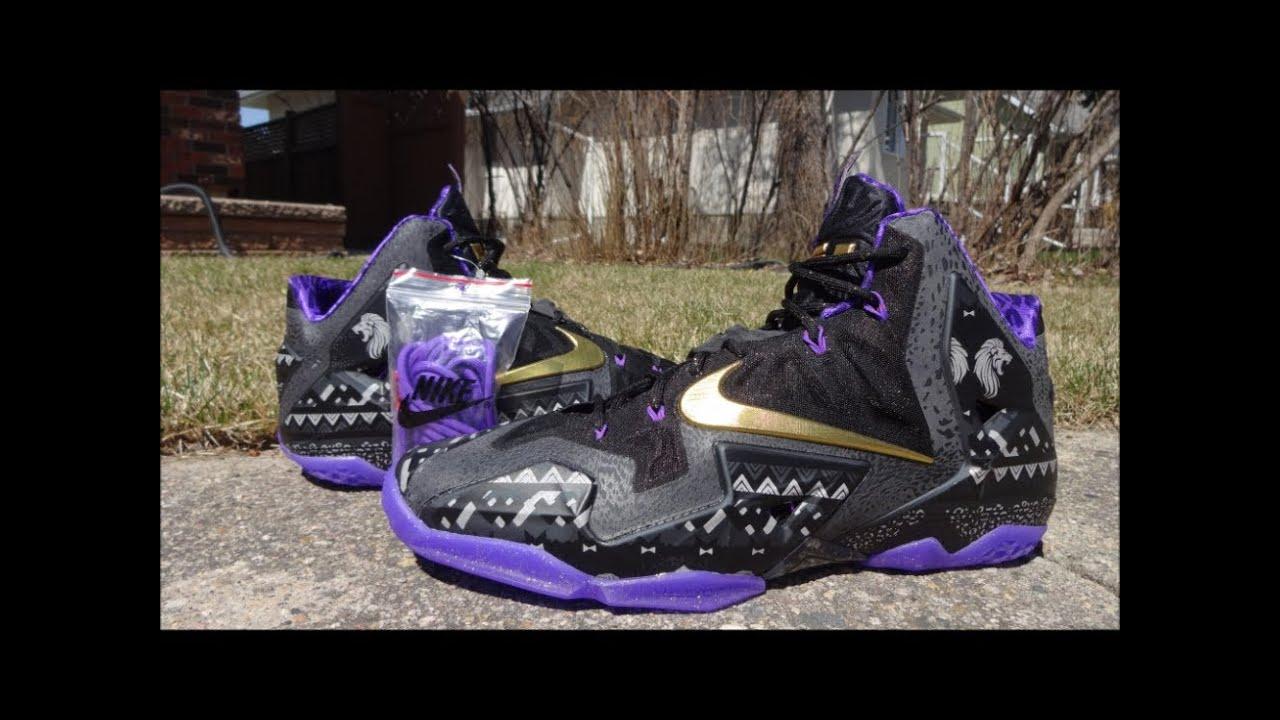 Nike LeBron 11 BHM
