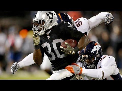 Raiders Beat Broncos 30-20