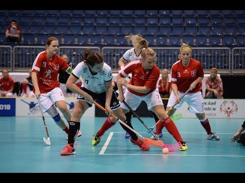 Women's WFC 2017 - 9th place - DEN v GER