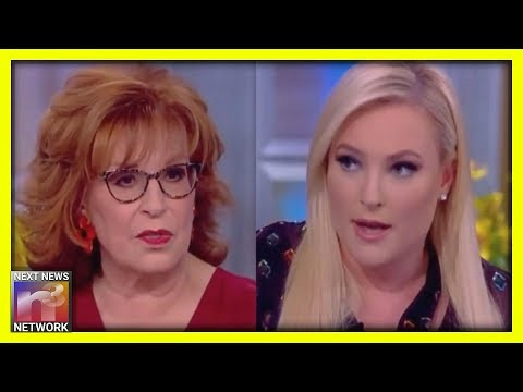 """Meghan McCain EXPLODES In ANGER On """"The View"""" After Hearing That Democrats Want TERRORISTS To Vote"""