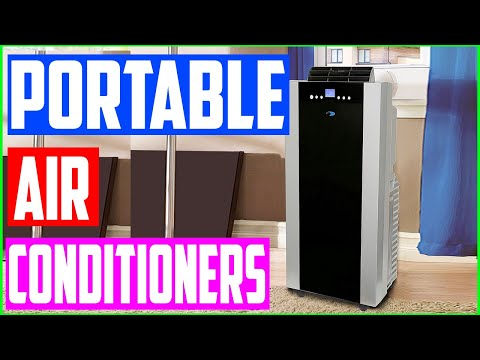 top-5-best-dual-hose-portable-air-conditioners