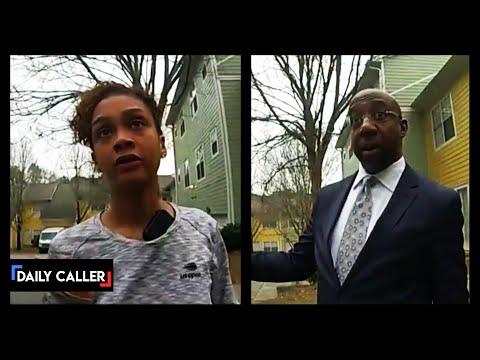 Police Bodycam Footage Of Georgia Senate Candidate Emerges